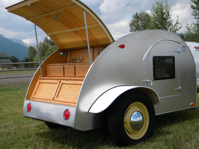 Teardrop Trailer For Sale On Pinterest Trailers For Sale